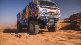 Zespół KAMAZ-master wyposażony w opony Goodyear zwycięzcą Rajdu Dakar 2021
