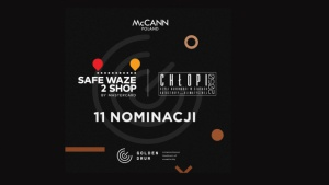 McCANN Poland z 11 nominacjami w konkursie Golden Drum