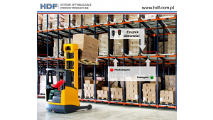 System HDF WMS - profesjonalne zarządzanie magazynem Biuro prasowe