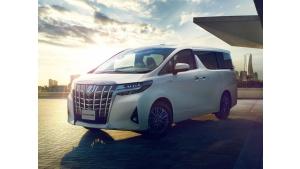 Lexus stworzy luksusowego minivana? Biuro prasowe