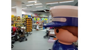 TIK TAK ze sklepem w Porcie Łódź Biuro prasowe