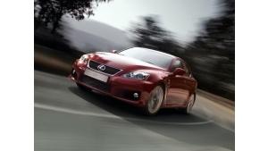 Lexus IS z mocną V-ósemką lub V-szóstką? Lexus rejestruje oznaczenie