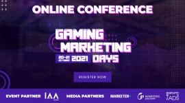 Gaming Marketing Days już 20-21 października!