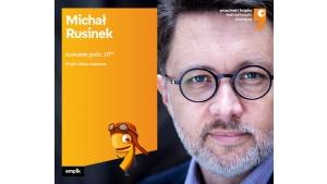 Przecinek i Kropka: Michał Rusinek w salonie Empik Silesia