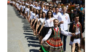 Rekordowy Polonez na 100-lecie Odzyskania Niepodległości oficjalnie potwierdzon Biuro prasowe