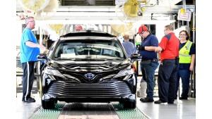 Toyota zwiększa inwestycje w USA do 13 miliardów dolarów Biuro prasowe