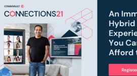 Zbliża się Commvault Connections21, wydarzenie roku sektora zarządzania danymi