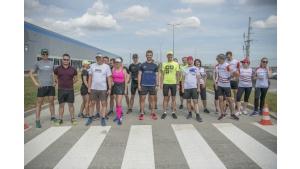 Bieg Panattoni na setkę dla Castoramy zakończony! 100 000 m kw. w Strykowie