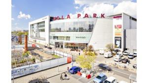 Top Shop nowym najemcą Wola Parku
