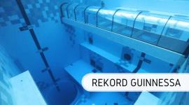 Deepspot - najgłębszy basen do nurkowania już z oficjalnym rekordem Guinnessa
