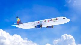 Airbusy 321 dołączają do floty Small Planet Airlines