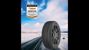 Goodyear UltraGrip Performance+ SUV uznana za wzorową w dużym teście opon