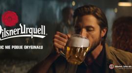 Pilsner Urquell z nową kampanią reklamową