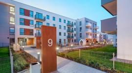 Wysoka sprzedaż mieszkań na osiedlu Debiut