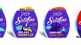 Nowe sałatki z rybą Salatino Active trafiły na rynek