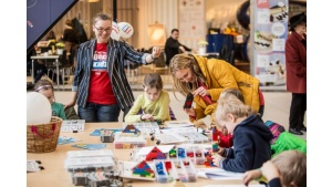 Dzieci na tropie robotyki – bezpłatne zajęcia w łódzkim Idea Hub