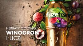 Nowe smaki FUZETEA na bazie ekstraktów z Oolong i Rooibos