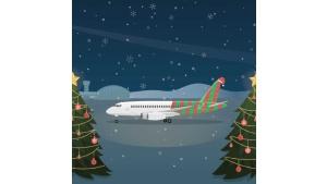 Linie lotnicze Świętego Mikołaja