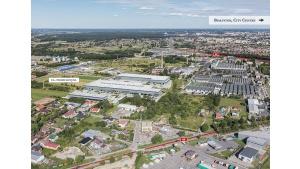 Panattoni Europe dla Pilkington IGP - 10 tys. m kw. fabryki Biuro prasowe