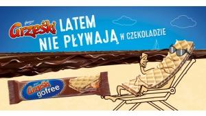 Grześki latem nie pływają w czekoladzie!