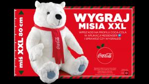 Kultowe ikony Coca-Cola w świątecznej kampanii Biuro prasowe