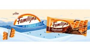 Rodzinne ferie w zimowej kampanii marki Familijne Biuro prasowe