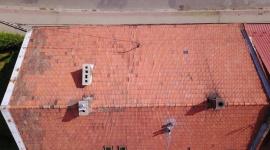 Tylko certyfikowane drony i urządzania pomiarowe winny badać dym z komina