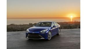 USA: Nowa Toyota Mirai tańsza od poprzedniego modelu o 19 000 dolarów