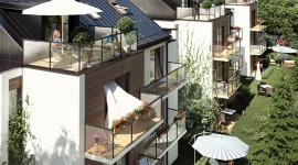 W Gdyni powstaje kameralny projekt mieszkaniowy Polnordu