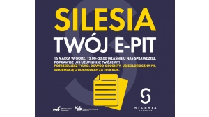 Twój e-PIT w Silesia City Center