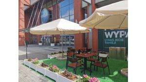 CH Focus otwiera ogródek gastronomiczny Biuro prasowe