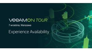 Konferencja VeeamON Tour 2017 poświęcona dostępności usług IT już 7 września Biuro prasowe