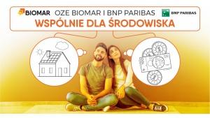 BNP Paribas i OZE Biomar wspólnie dla środowiska Biuro prasowe