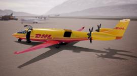 Pierwsze w pełni elektryczne samoloty towarowe we flocie DHL Express