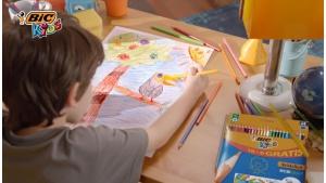 Wystartowała kampania BIC Kids Dla Twojego Małego Artysty!
