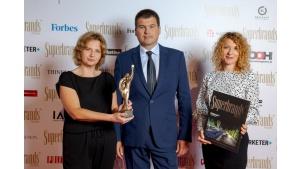 Polbruk z tytułem Superbrands Polska 2020