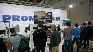 Maszyny Promotechu zadebiutowały na targach we Włoszech Biuro prasowe