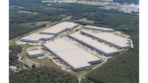 Trwa ekspansja obiektu produkcyjnego w Panattoni Park Szczecin I