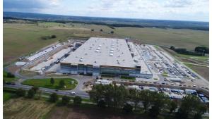 Panattoni Europe dostarczył centrum logistyki e-commerce dla firmy Amazon