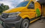 Elektryczne vany DHL Express wyruszają na polskie drogi Strona główna