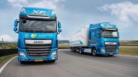 DAF i Goodyear łączą siły, aby wyłonić najlepszego kierowcę ciężarówki