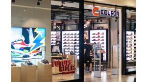 Galeria Krakowska z jedynym w Polsce sklepem Courir Biuro prasowe