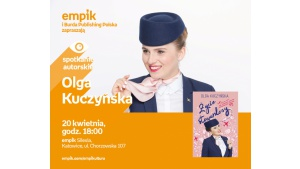 Spotkanie autorskie z Olgą Kuczyńską – Empik Silesia Biuro prasowe