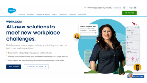 Salesforce pomaga biznesowi w przystosowaniu się do nowej normalności