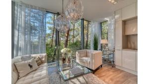Showroom inwestycji Wave Apartments w Międzyzdrojach