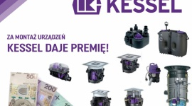Zamontowany system małej infrastruktury KESSEL - premia dla instalatora