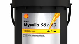 Shell Mysella S6 N 40 – nowy olej do silników gazowych
