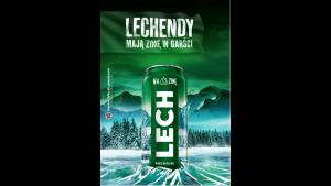 Lechendy mają zimę w garści! Startuje nowa kampania marki Lech Premium