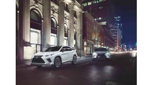 Lexus rejestruje kolejne oznaczenie. RX z hybrydą plug-in wkrótce w Europie?
