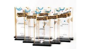 Finał konkursu Edukator Roku 2020 rozstrzygnięty! Znamy najlepszych nauczycieli Biuro prasowe